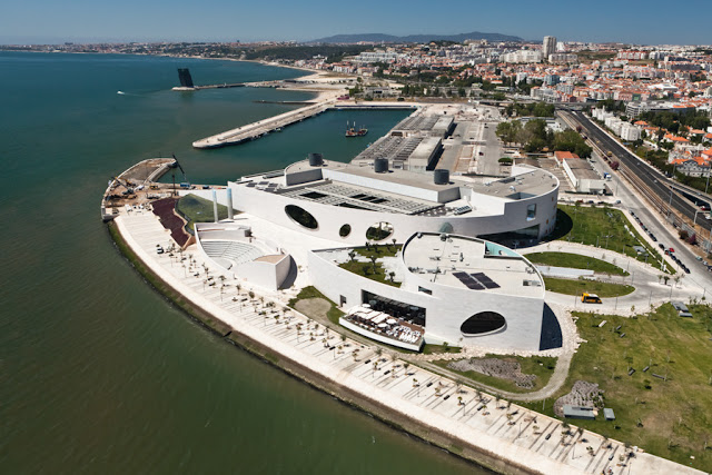 Champalimaud Center for the Unknown - Charles Correa | Lisboa, Portugal